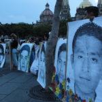 Marcha por Ayotzinapa, a 4 años de impunidad