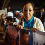No descansaré hasta encontrar a mi hijo Óscar : Ana Enamorado