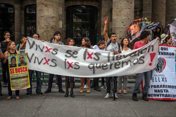 ¿Ahora si vamos a buscar a los y las desaparecidas en Jalisco?