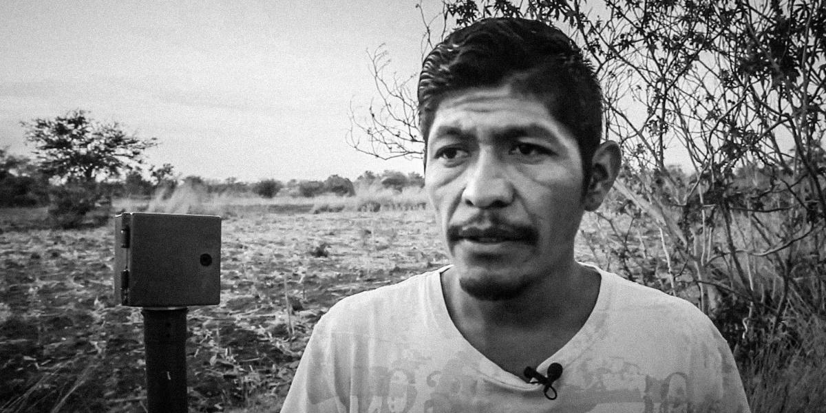 En esta lucha voy a dar la vida: Samir Flores