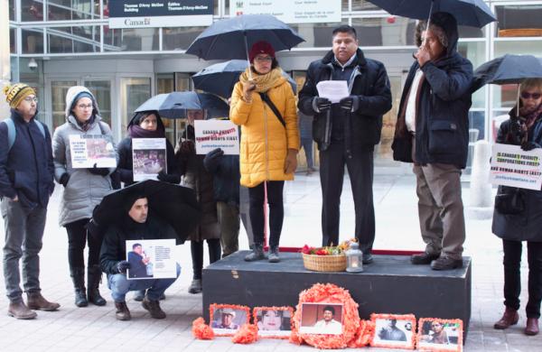 Corte canadiense analiza denuncia a embajada de ese país en México, por muerte de activista en Chiapas