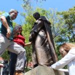 Carta del escultor Alfredo López Casanova a Enrique Alfaro