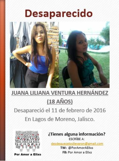 JUANA LILIANA VENTURA HERNÁNDEZ_11 FEB 2016_LAGOS DE MORENO