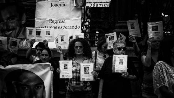 Jalisco: Un registro de desapariciones que no cuadra