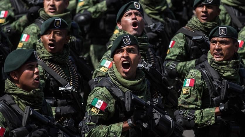 El ejército y la Armada identificados como los peores perpetradores de tortura en México