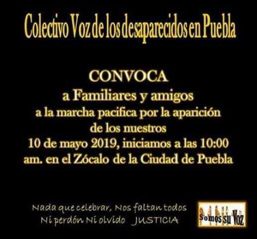 CONVOCATORIA PUEBLA