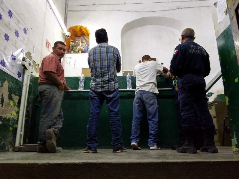 Criminalizan y detienen a manifestantes contra gasoeducto en Lagos de Moreno, Jalisco