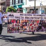 Madres y familiares de desaparecidos en Colima toman las calles este 10 de mayo
