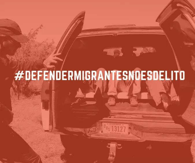 Defensores y migrantes: moneda de cambio en las negociaciones México- EE.UU