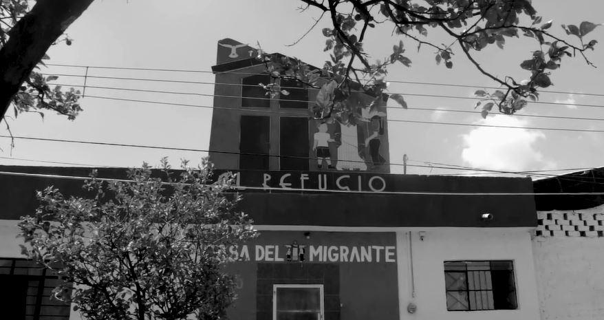 Un refugio para los migrantes en Jalisco