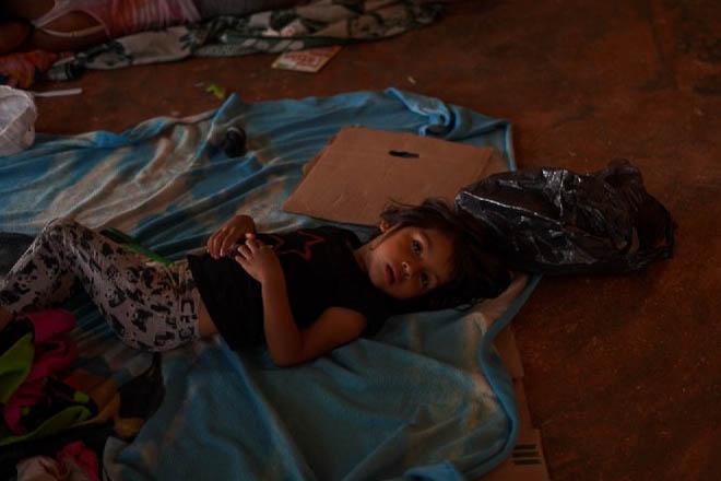 Empresas contribuyen en política de detención de niños migrantes