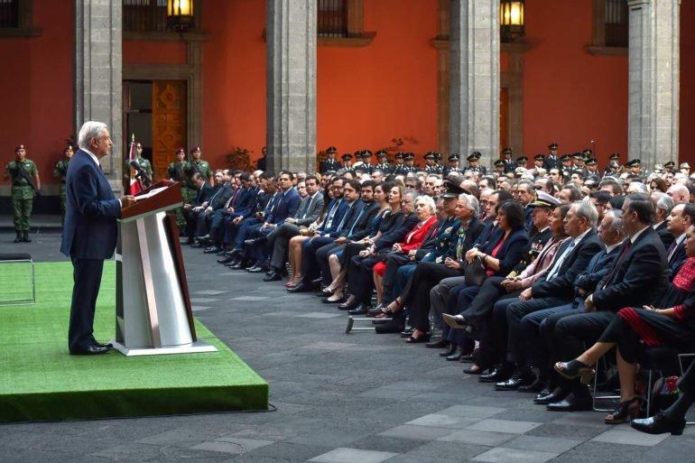 Primer informe dejó al final, las emergencias que enlutan a México