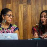 ¡Mujer, vida y libertad!: Dos mujeres en la lucha por sus derechos y territorio.