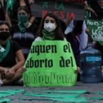 «Ni muertas, ni presas, nos queremos libres y sin miedo»: Demandas del #28S en Guadalajara