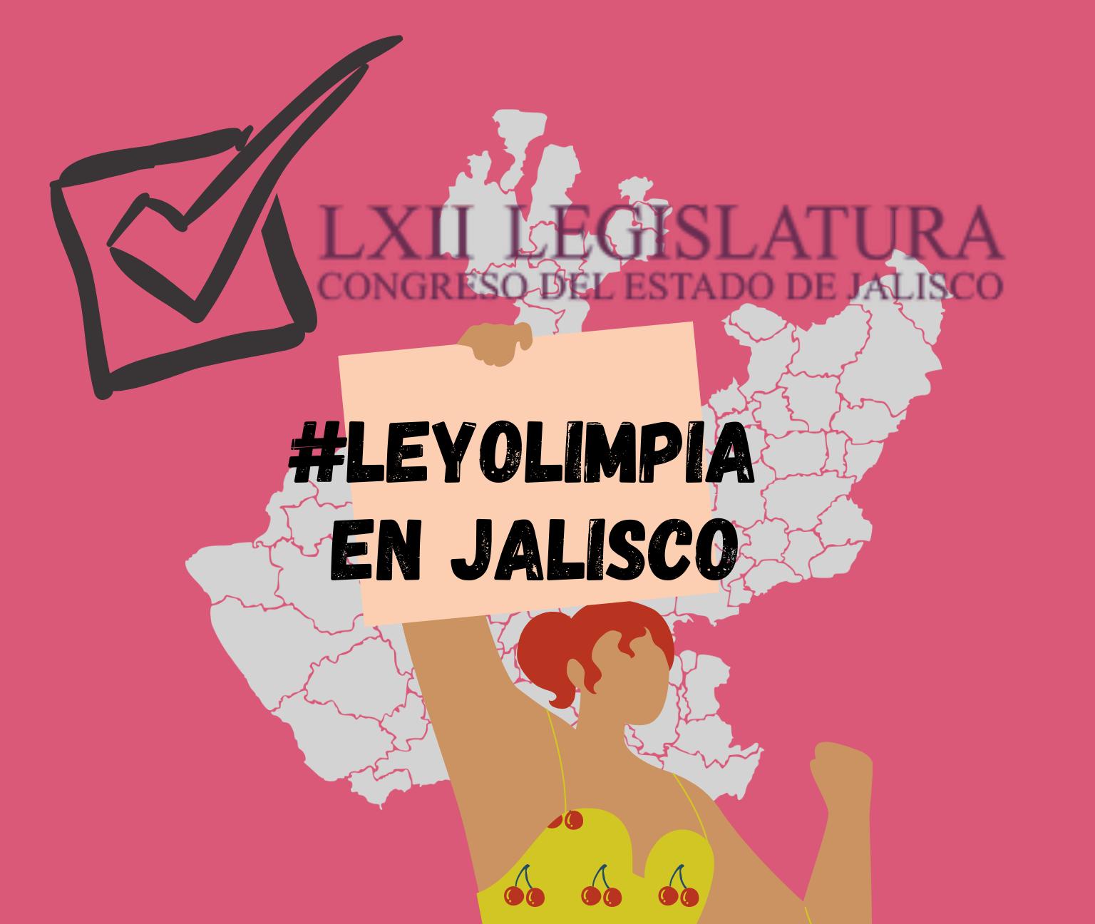 """Colectivas feministas en Jalisco logran que diputados corrijan su """"error"""" y garanticen la seguridad digital de las mujeres en el estado"""