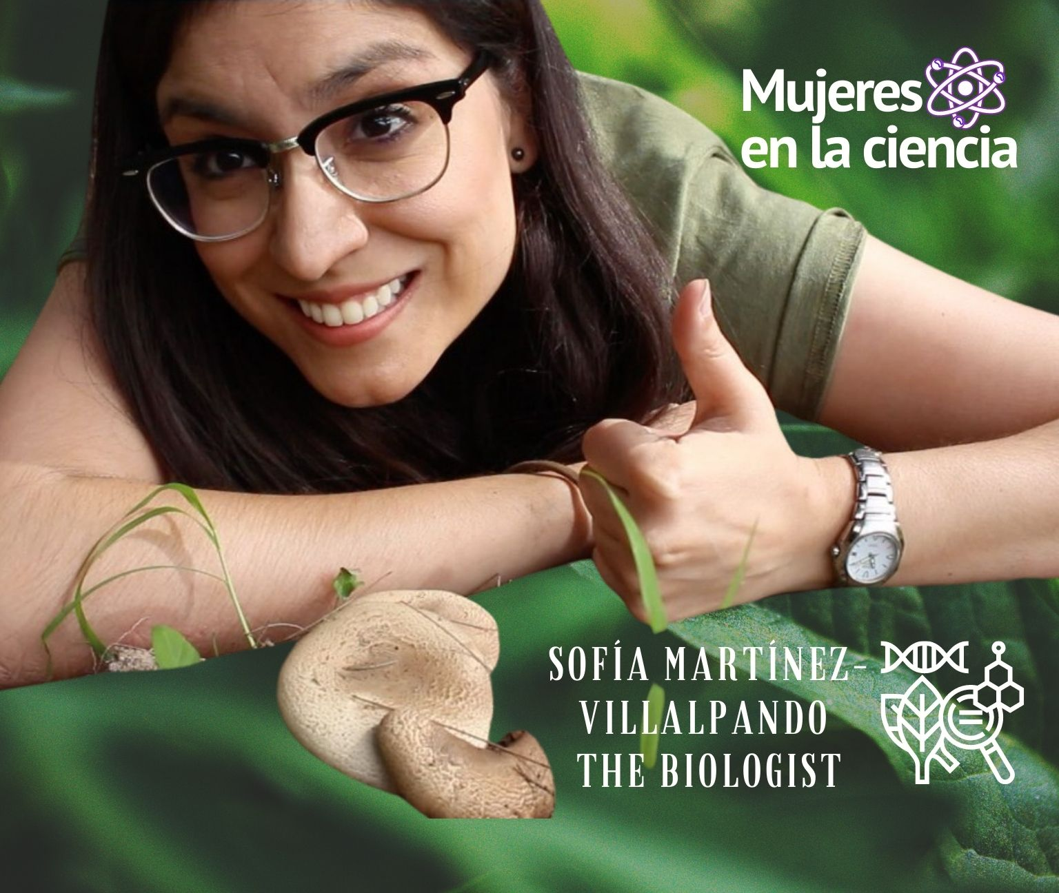 Sofía Martínez-Villalpando: Mujeres edutubers, el rostro de las científicas en el Internet
