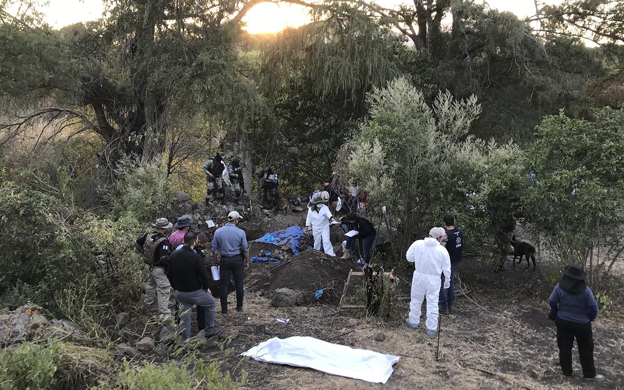 Guanajuato: desapariciones, fosas y silencio gubernamental