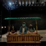 """""""El teatro puede ser nuestra válvula de escape que tanto necesitamos"""": Carabina Plutón, colectivo de jóvenes artistas escénicos"""