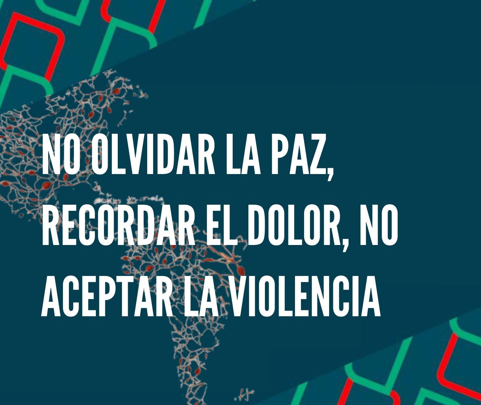 Paz sostenible en América Latina: la memoria como factor determinante en la búsqueda de la paz