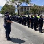 Red feminista llama a revisar las condiciones de seguridad y protección para las mujeres policías en Jalisco