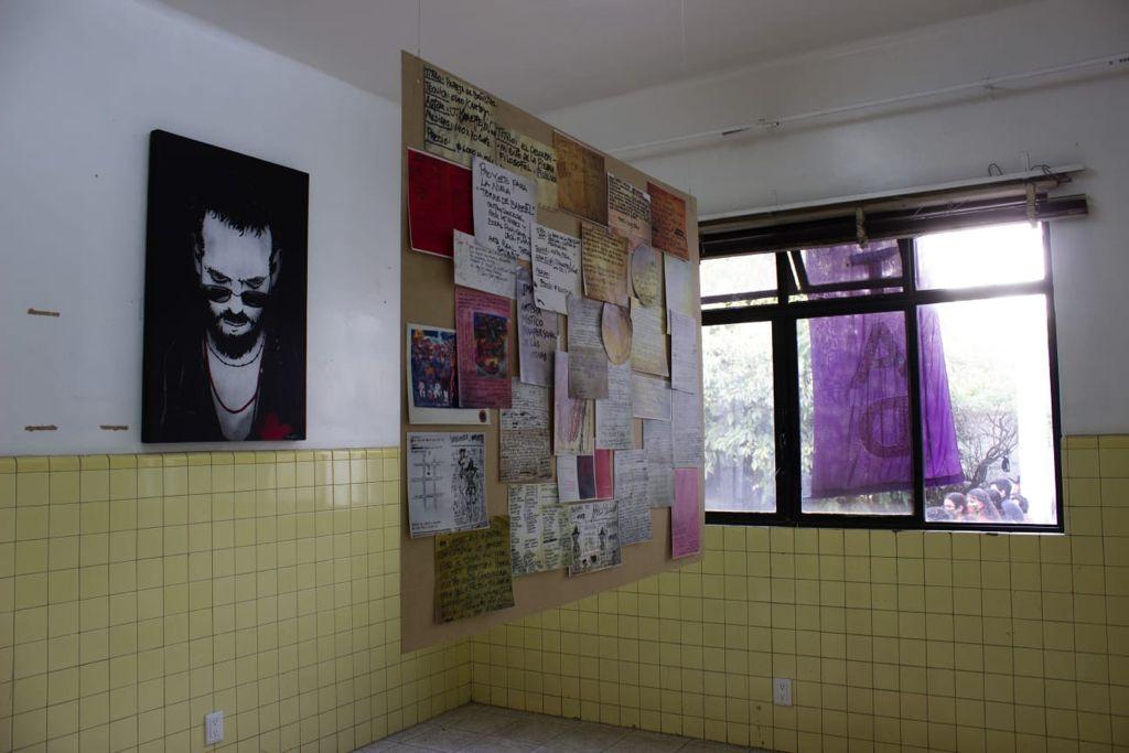Denuncian robo de obras artísticas de la exposición independiente: «Guadalajara, murió el Rancho Grande»